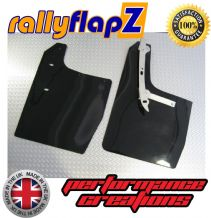 VW GOLF MK4 (1997-2004) BLACK MUDFLAPS